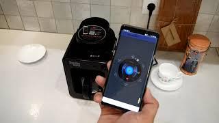 Обзор умной кофеварки Redmond SkyCoffee M1505S-E – вы все еще завариваете кофе?