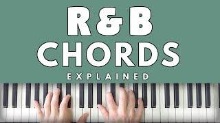 R&B Chord Progression EXPLAINED