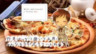 APH  FLELE【キスしたって】Spain  Romano - Besos  Tomato song