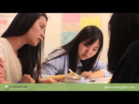 Study English in Canada at Cornerstone Academic College Toronto and Vancouver