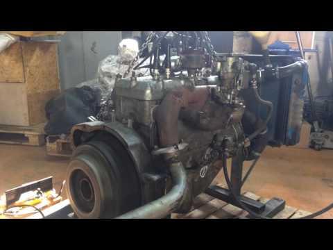 Двигатель ГАЗ 67
