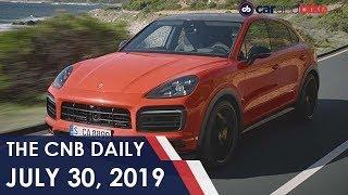 Porsche Cayenne Coupe | Groupe PSA | Bajaj Dominar