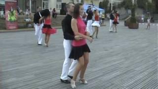 Bachata Free Style - Loga Dance SCHOOL - Cantonament 2009