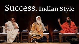 Success, Indian Style – Sadhguru Spot of 11 Aug 2018