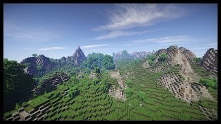 english How To Make Realistic Maps in Minecraft