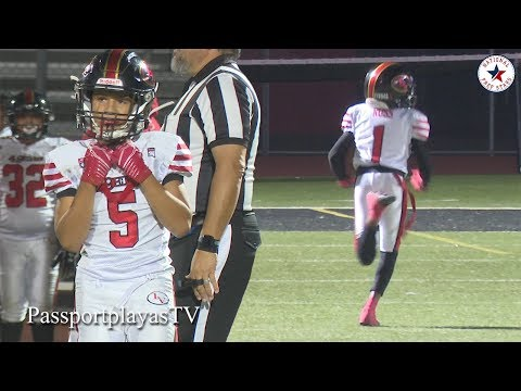 10U - Las Vegas 49ers Vs Mile High Gorillaz || AYF Regionals