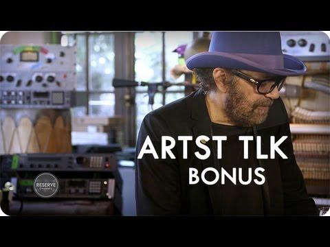 Daniel Lanois Teaches Pharrell Williams About Sampling | ARTST TLK Ep. 7 BONUS | Reserve Channel