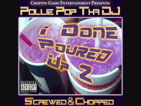 Eightball & MJG  Lay It Down Screwed & Chopped  Pollie Pop