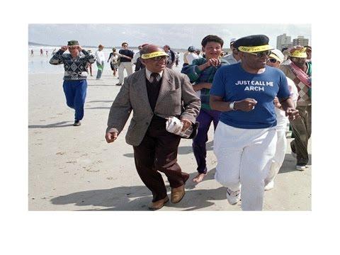 30 september 1989 Anti apartheid picknick