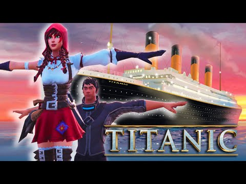 TITANIC | A Fortnite Love Story