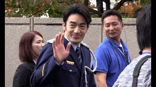 2018年11月10日 大阪刑務所で第31回関西矯正展が開催され大谷亮平さんが...