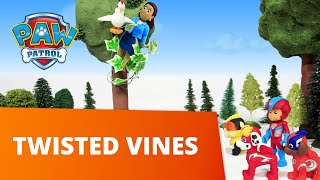 PAW Patrol | Twisted Vines | Toy Episode | PAW Patrol Official & Friends
