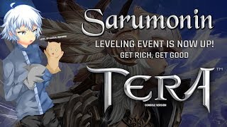 TERA [PS4/XB1] | Leveling Event Is Now Available!