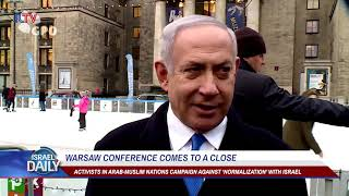 Warsaw Conference Comes to a Close