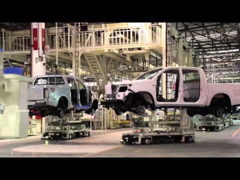 Toyota Argentina - Planta Zárate - Autoblog.com.ar