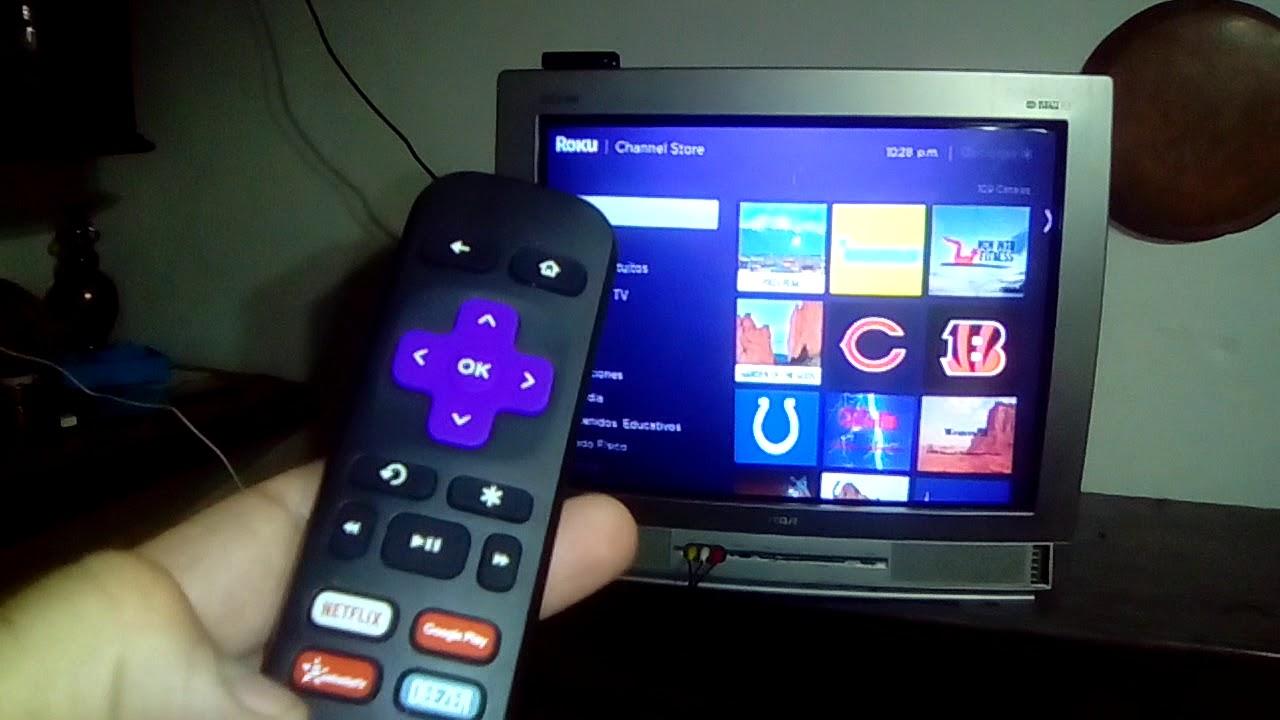 ad5245008b3 Así transformé en Smart TV a mi viejo televisor de tubo - YouTube