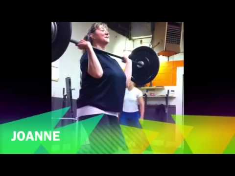 Hang Power Cleans at CrossFit Cambridge