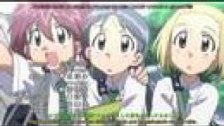 Karaoke Ending1 de la serie Sketchbook - Full Color's, por Frozen-Layer Fansub.