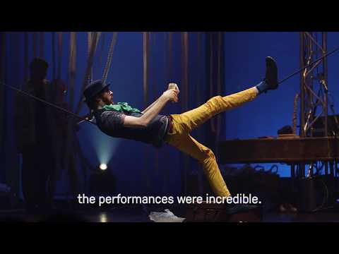 What audiences thought; Relentless Unstoppable Human Machine, by Pirates of the Carabina
