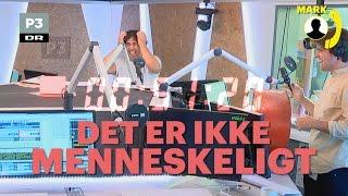 "Rekord i at råbe ""el-orgel"" | Danskerbingo | DR P3"