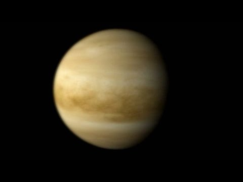 Were The Scorching Conditions On Venus Once Earth-Like?