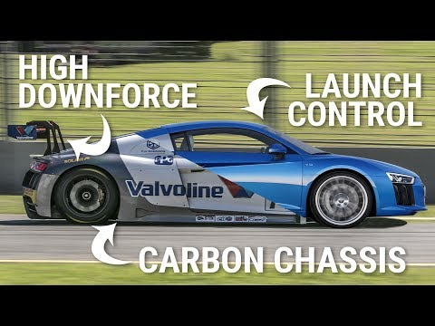 6 Things That Transform A Supercar Into A Racecar