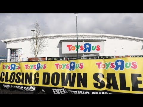 Black Day For High Street As Toys R Us And Maplin Collapse | ITV News