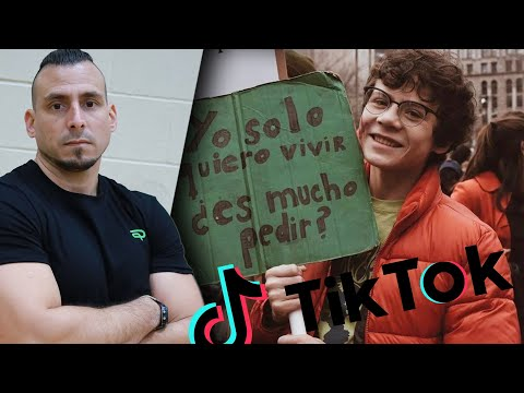 'Tiktoker' COMUNISTA habla de CUBA. Mi RESPUESTA!
