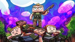 Minecraft Fortnite - MEJOR JUGADOR EN EL MUNDO! (Fortnite Battle Royale Mods)