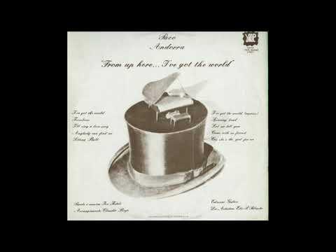 "PACO ANDORRA "" FROM UP HERE...I'VE GOT THE WORLD "" - 1978 - FULL ALBUM"