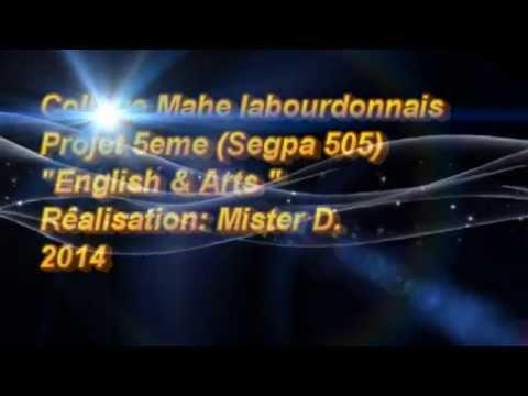 Trailer 505 segpa college Mahe de Labourdonnais