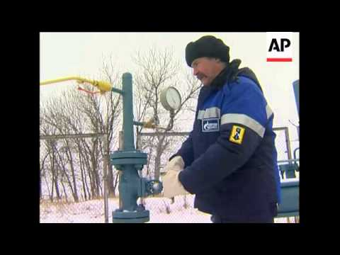 Russia restarts gas supplies to Europe via Ukraine