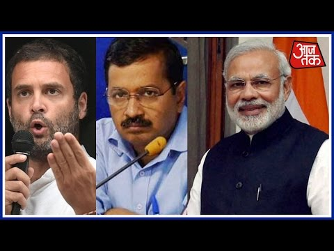 Halla Bol: Special Debate On Why Opposition Targeting PM Modi