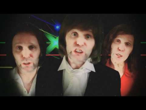 Young Love - The BeeGees 1971 funny tribute