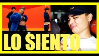 Super Junior - Lo Siento Feat. Leslie Grace MV Reaction [SO SEXY WIT IT!]