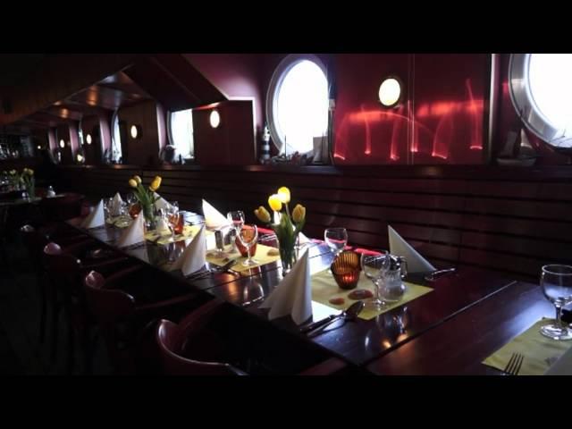 John Barnett Schiffsrestaurant in Potsdam