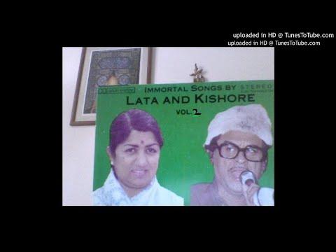 05 Kishore Kumar, Lata Mangeshkar, Ghar 1978