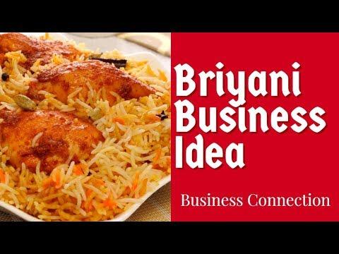 Youth invoking novel ideas in biriyani business