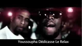 Le Relax conflans sainte honorine  Youssoupha dédicasse le Relax