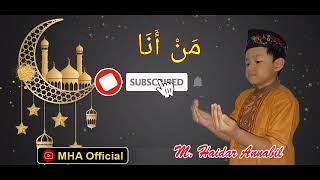 Download Man Ana Laulakum - Voc.M.Haidar Annabil