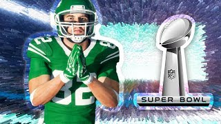 I LED THE JETS TO THE SUPER BOWL! SERIES FINALE! Madden 18 Brutally Honest WR Career Ep. 26 (S3)