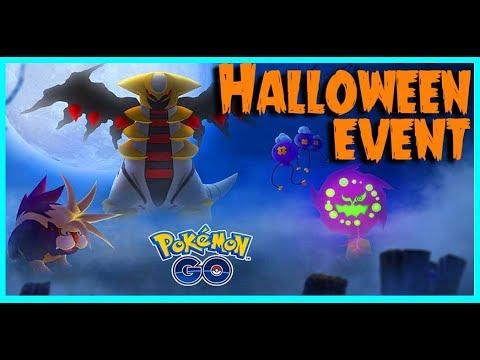 HALLOWEEN EVENT SHINY HUNT Pokémon GO thumbnail