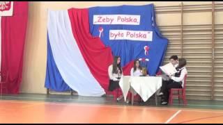 Święto Niepodległości w PG1 - 12 listopada 2015