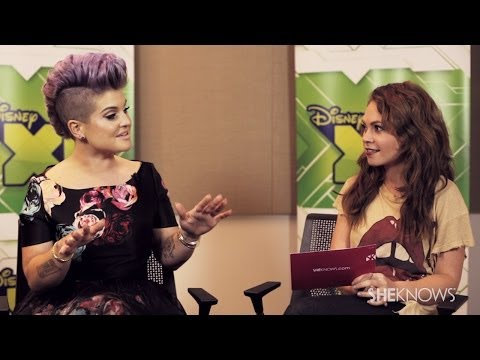 Kelly Osbourne Talks New Show 'The 7D' - Celebrity Interview ...