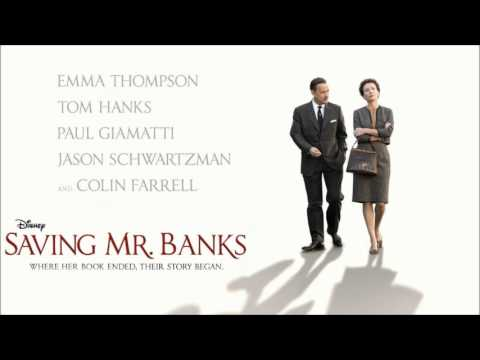 SAVING MR. BANKS - Soundtrack - 30 Ginty My Love - THOMAS NEWMAN mp3