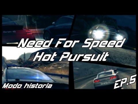 | Shelby... mi buen amigo! ♪♫ | Need For Speed Hot Pursuit modo historia EP.5