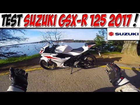 #Moto Vlog 114 : TEST SUZUKI GSX-R 125 / REMPLACANTE YZF 125 ?😏