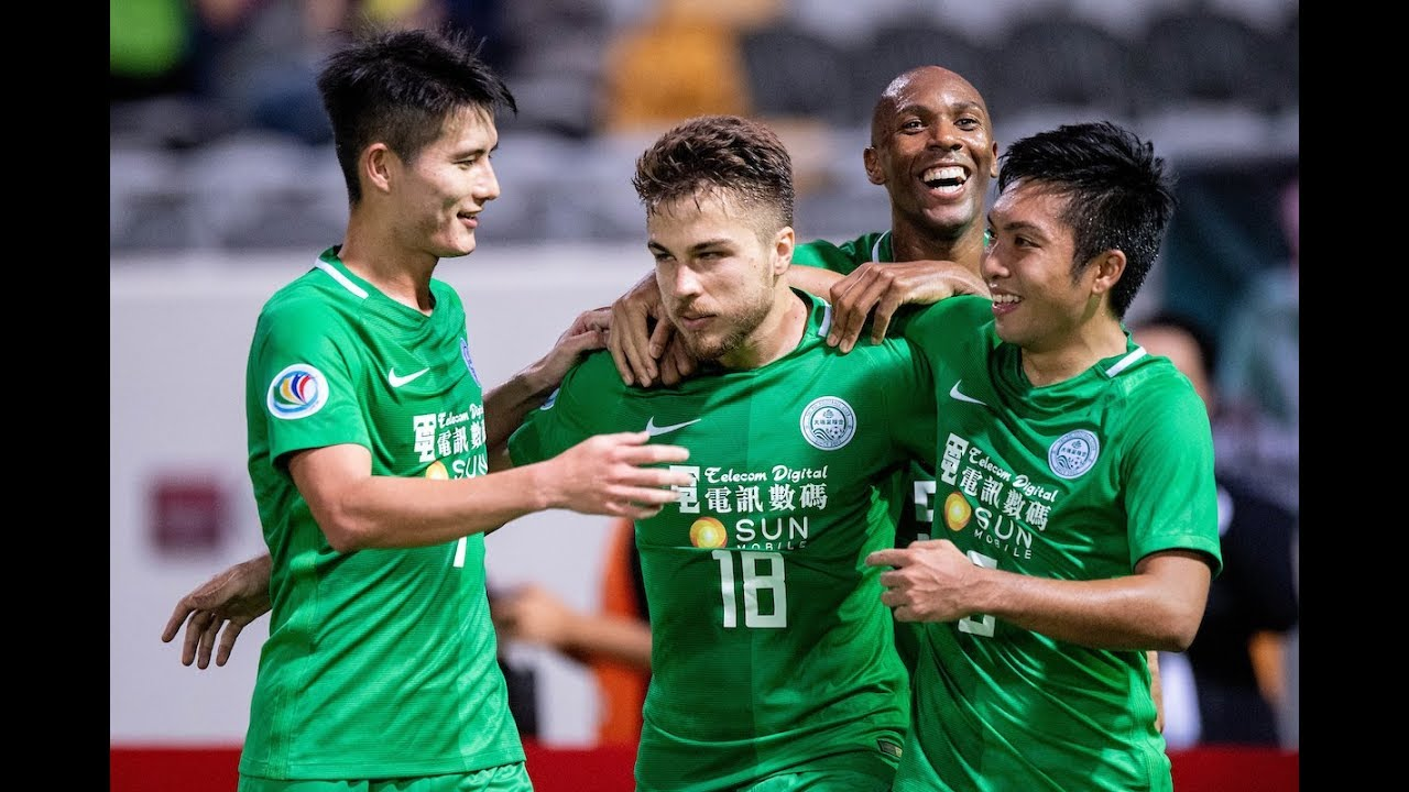 Wofoo Tai Po 4-2 Hang Yuan FC (AFC Cup 2019 : Group Stage)