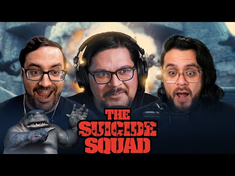 The Suicide Squad - Red Band Reaction - Heroes Reforged