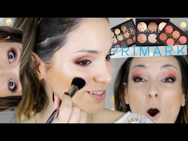Maquillaje Primark LOW COST | #Lowmingos ¿vale la pena?